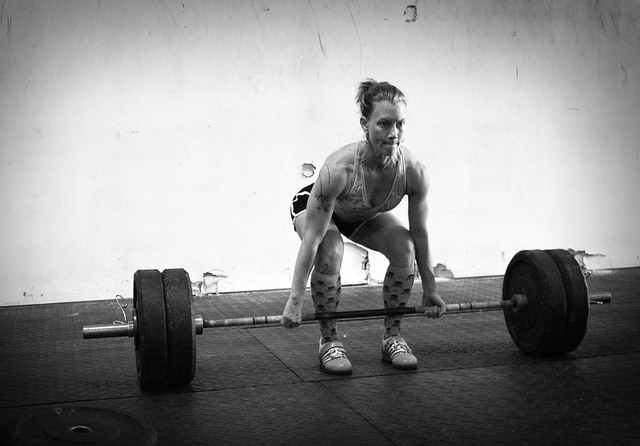 Deadlift personal trainer marketing