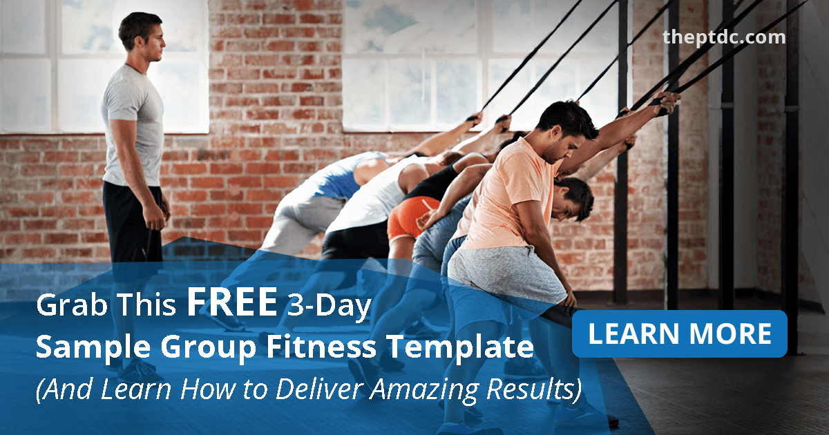 guide to programming group fitness workouts theptdc group